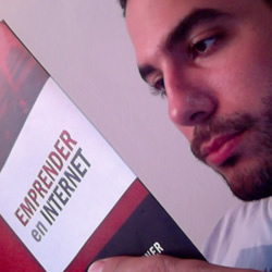 Emprender en Internet, el libro
